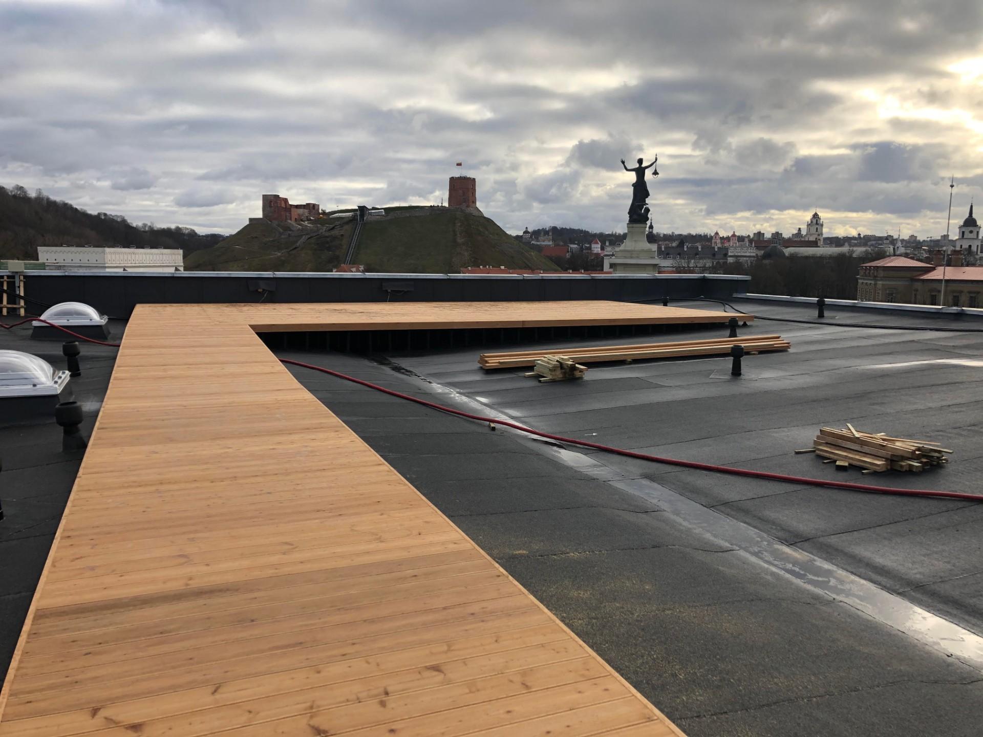 terasa ant stogo