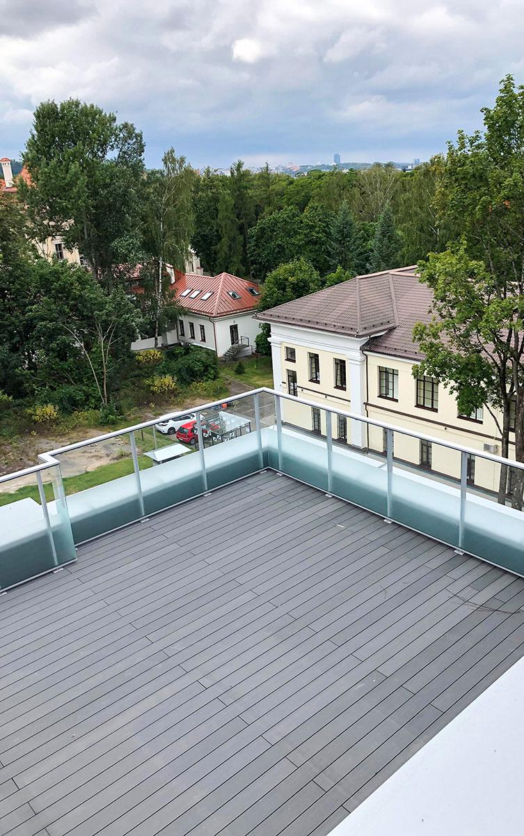 Balkono terasa